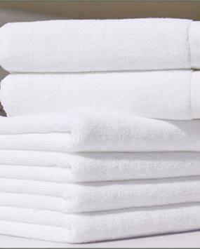 Institutional towel